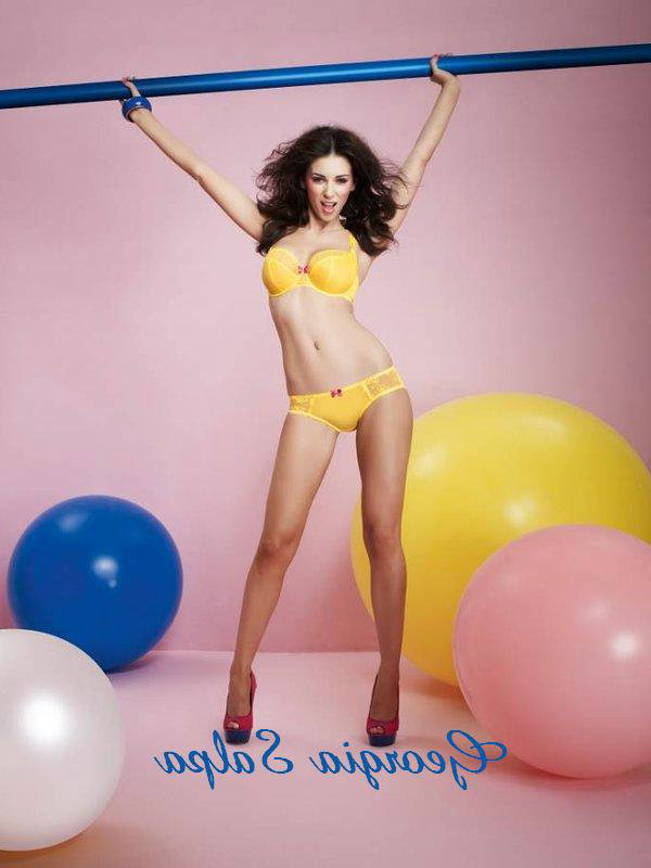 Georgia Salpa with Baloons