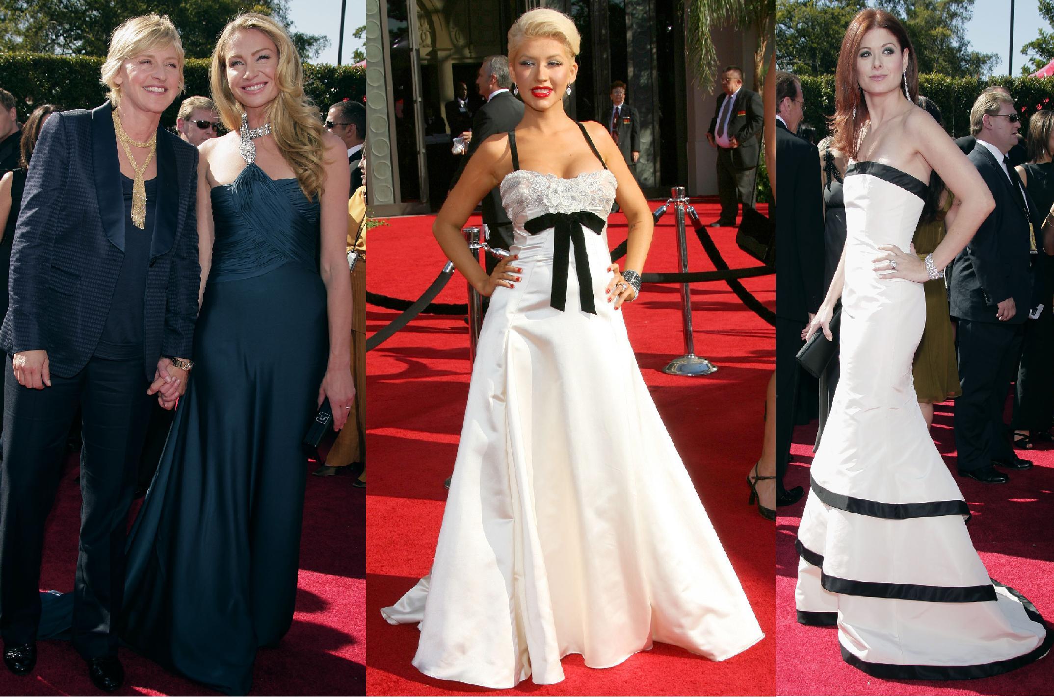 Best Dressed Emmy Awards