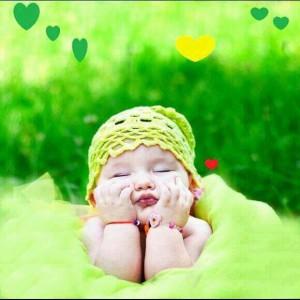 Cute Good Night Baby