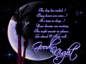 ILU Good Night