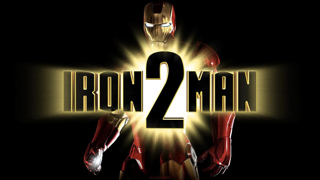 Iron Man 2 3d