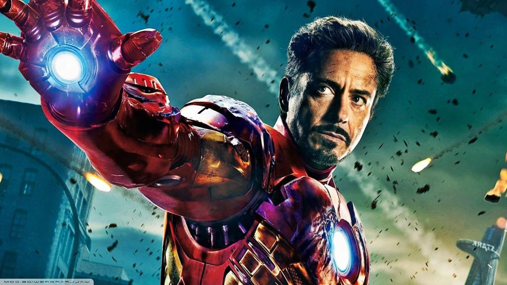 Iron Man Latest 2013