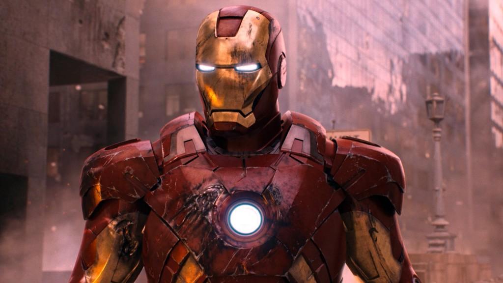 Iron Man Pix
