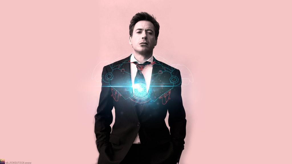 Iron Man Without Dress
