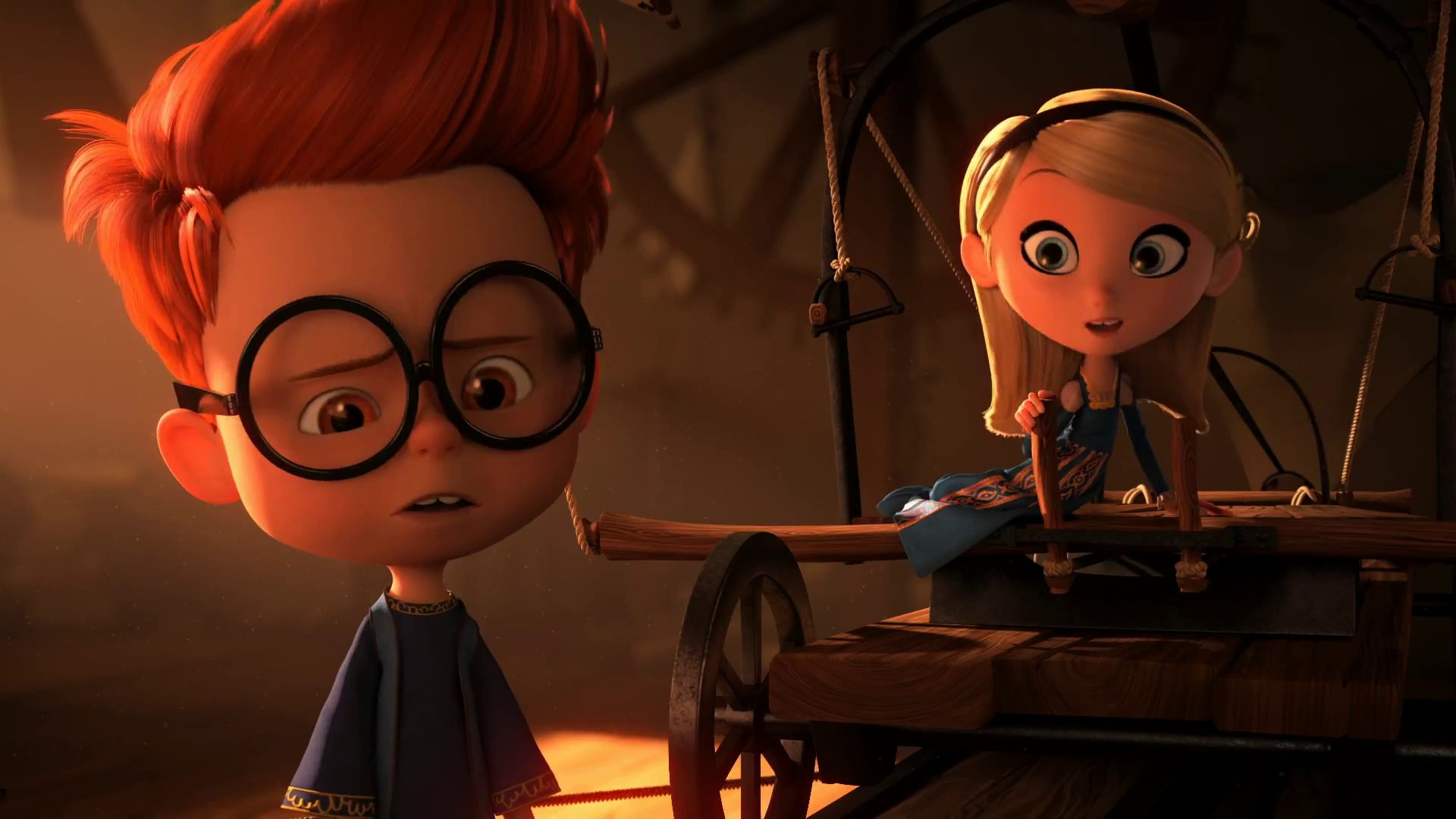 Mr Peabody and Sherman Hd Pictures