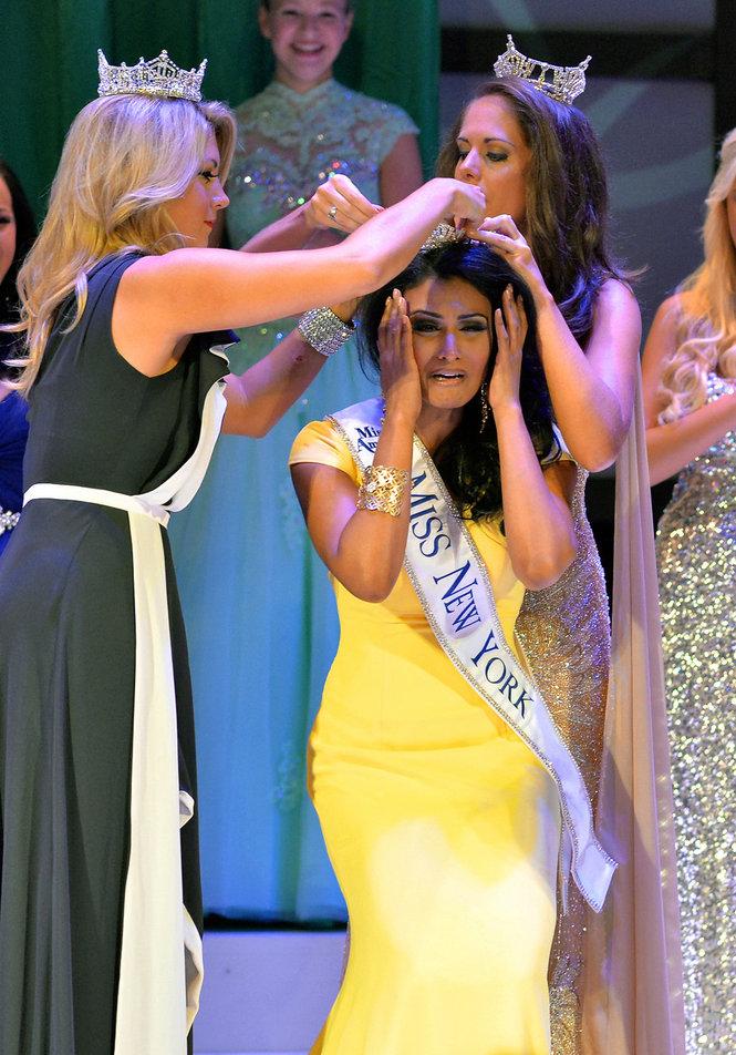 Nina Davuluri 2013 Miss Newyork