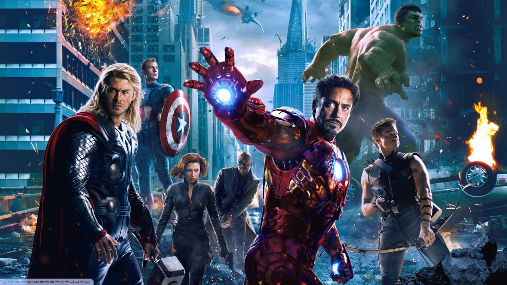 The Avengers End Pictures