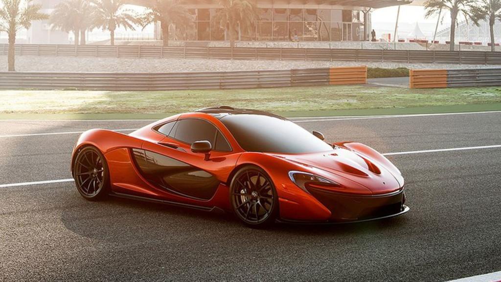 New Car 2014 McLaren