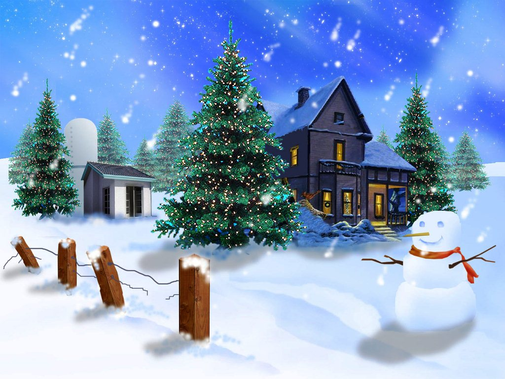 Merry Christmas Wallpapers & Pictures