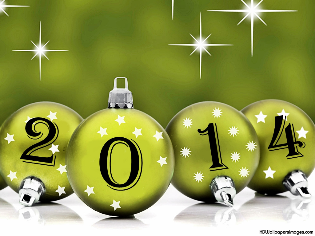 HD Happy New Year 2014 Wallpapers