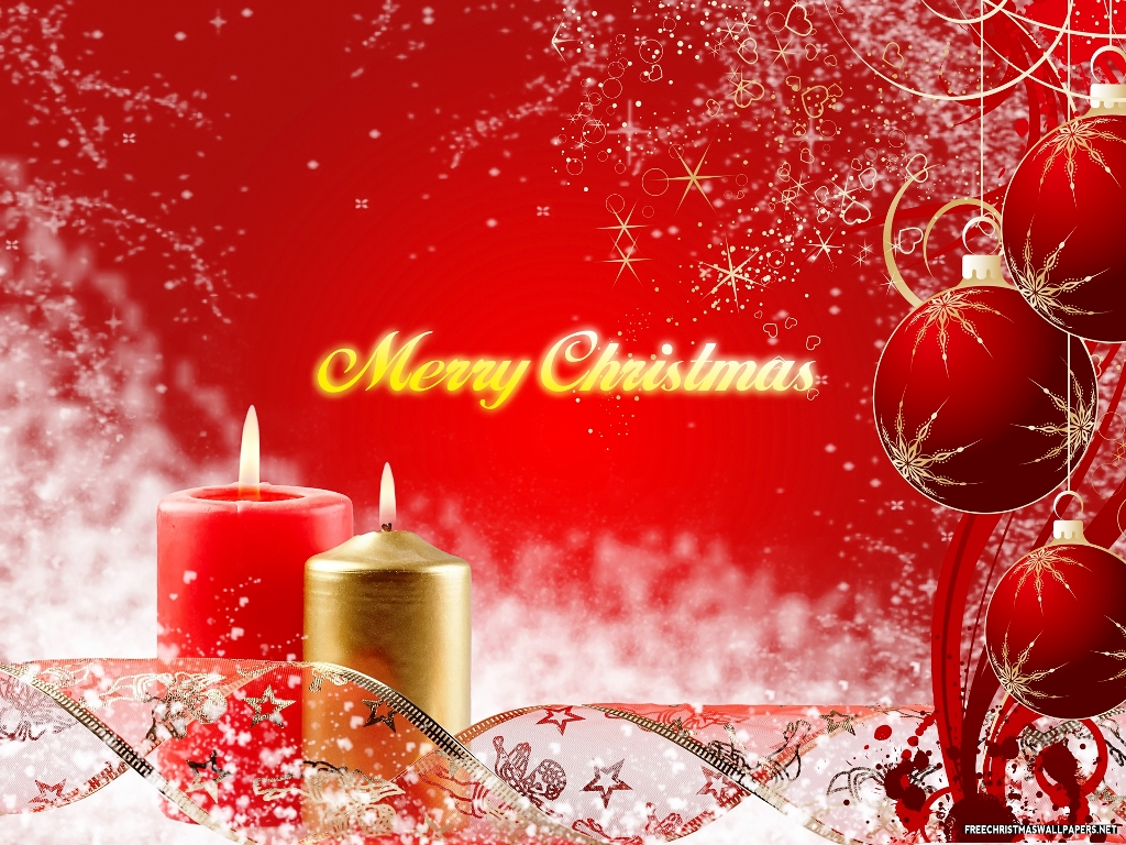 Merry Christmas HD Wallpapers 2013