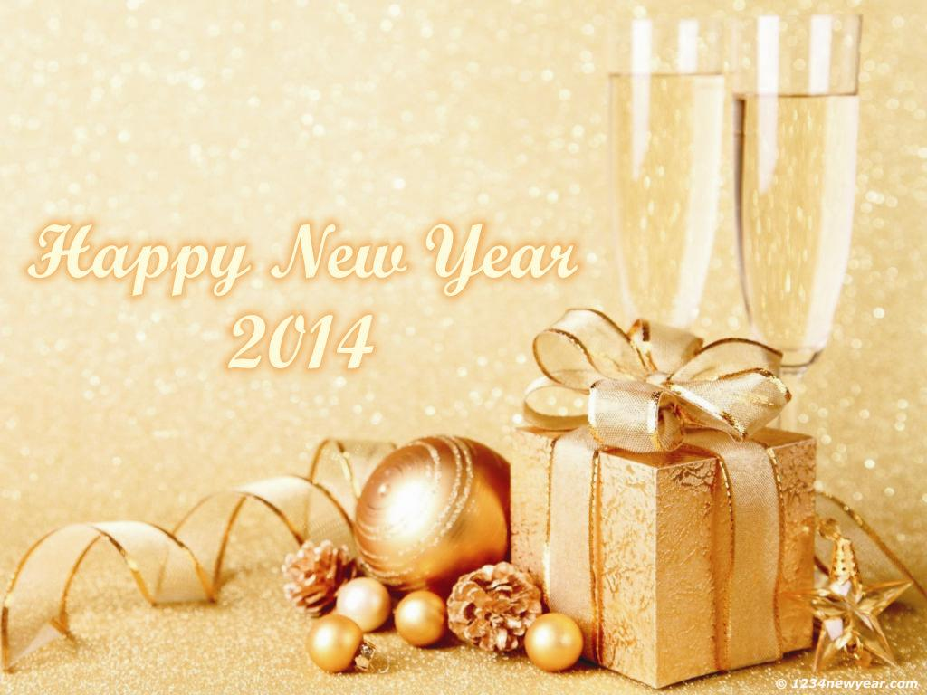 Free HD Happy New Year 2014 Wallpapers