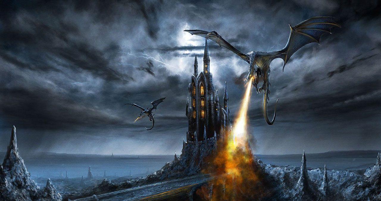 3D Dragon Fantasy Image & Pictures