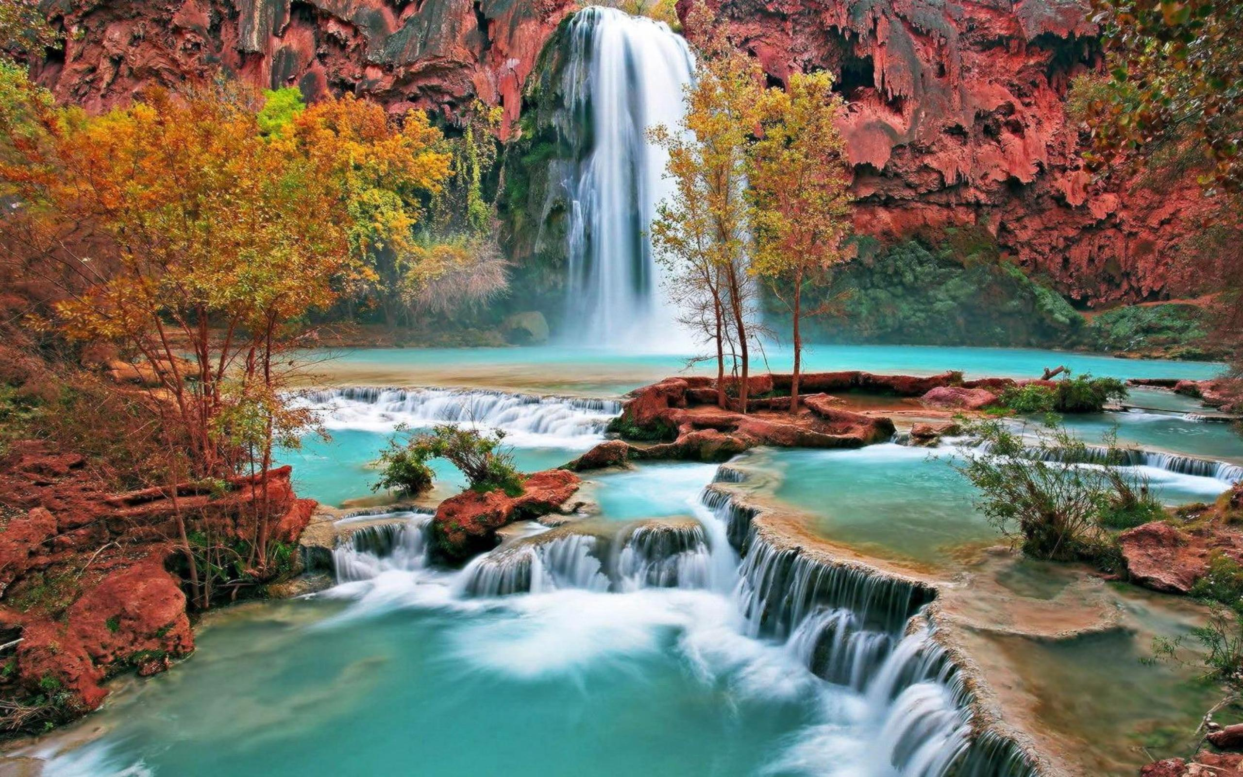 3D Waterfall Images & wallpaper