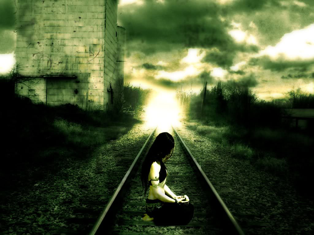 Alone Way HD Wallpapers