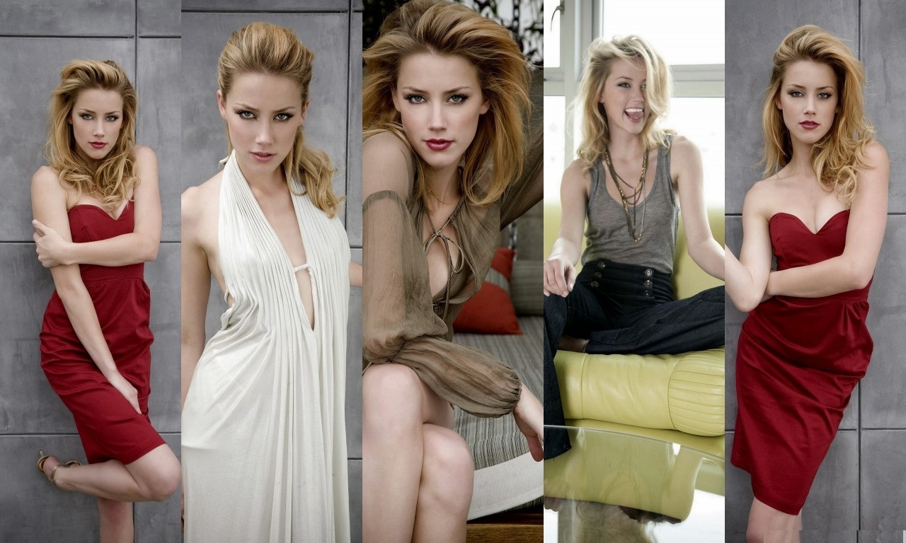 Amber Heard Pictures & Wallpapers