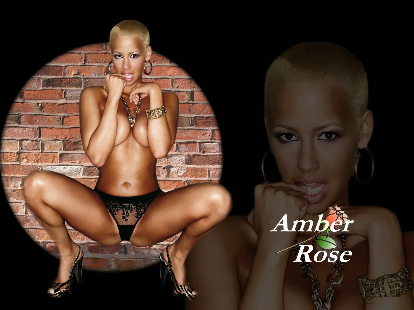 Amber Rose Desktop Hot wallpapers & pics