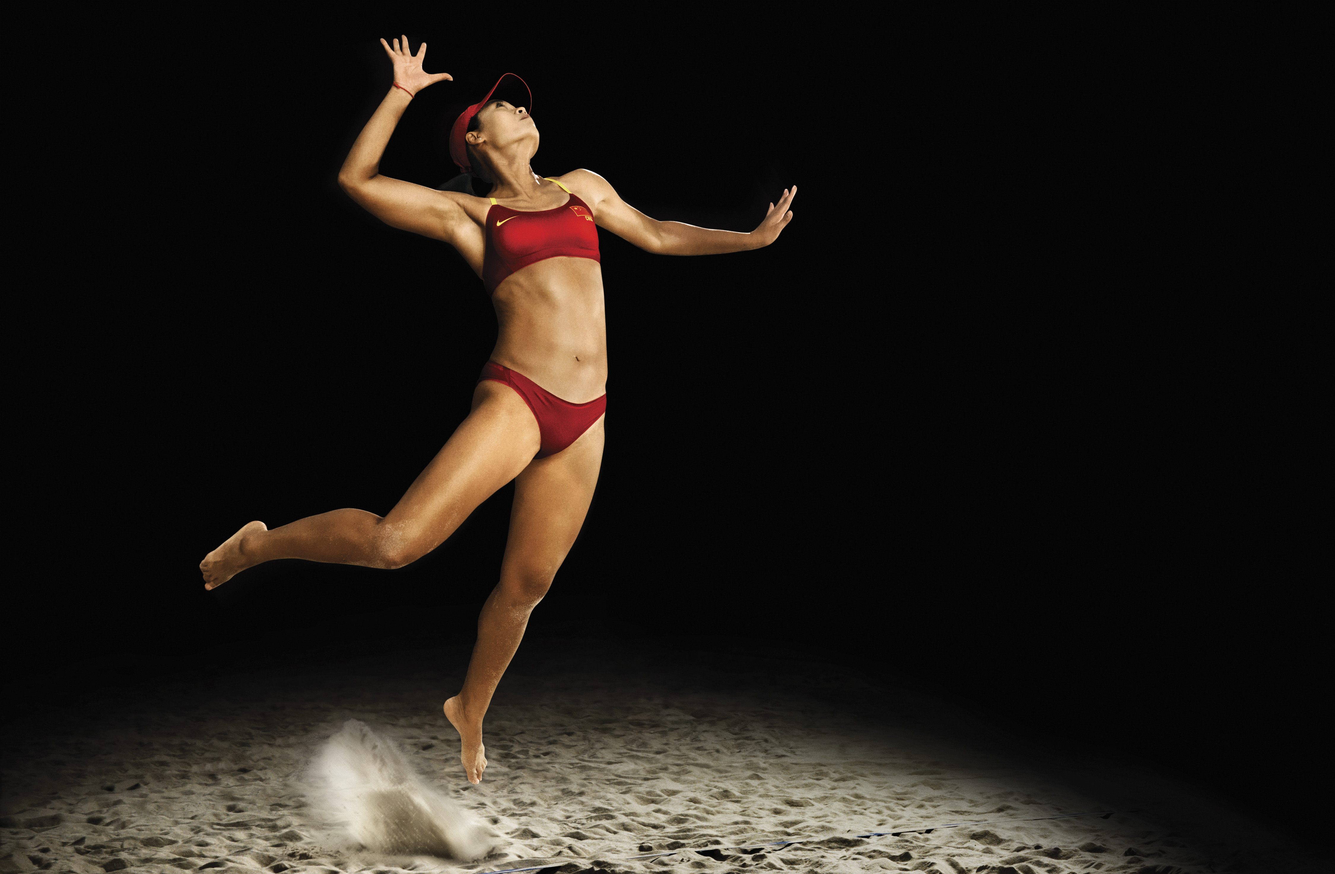 Beach Volleyball Hd photo & image