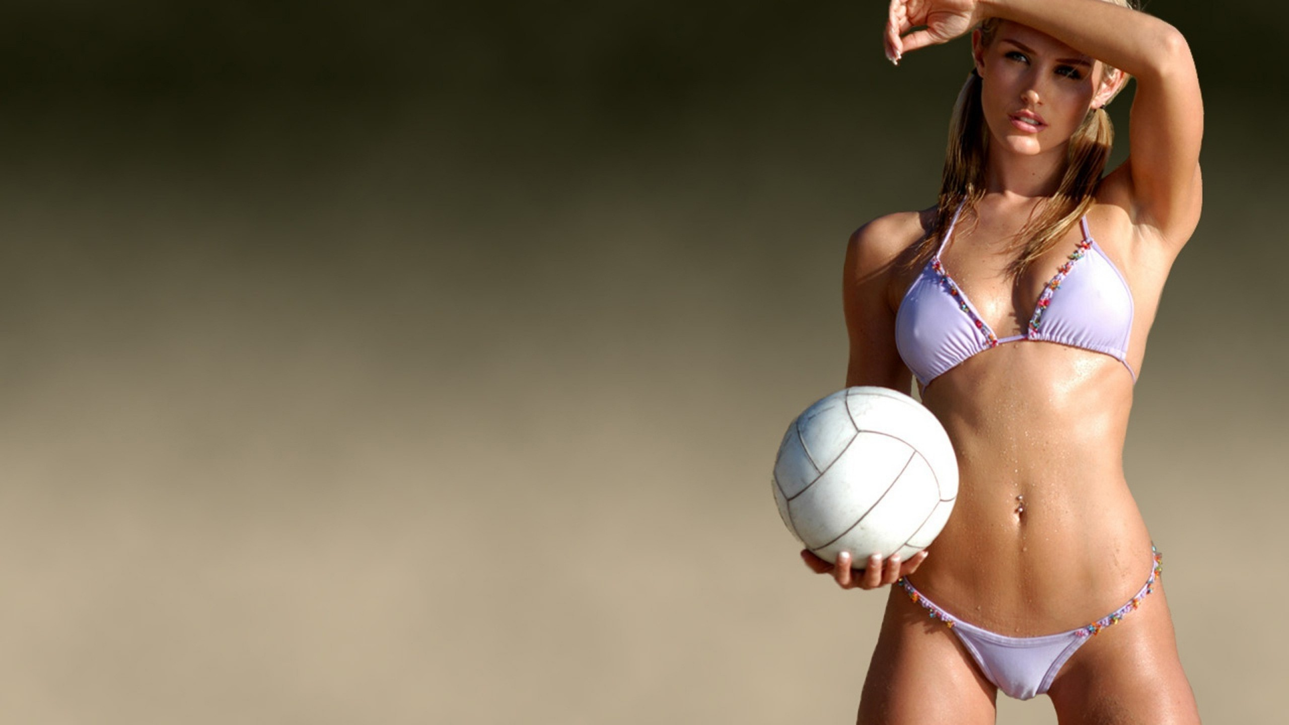 Beach Volleyball Images& Picture