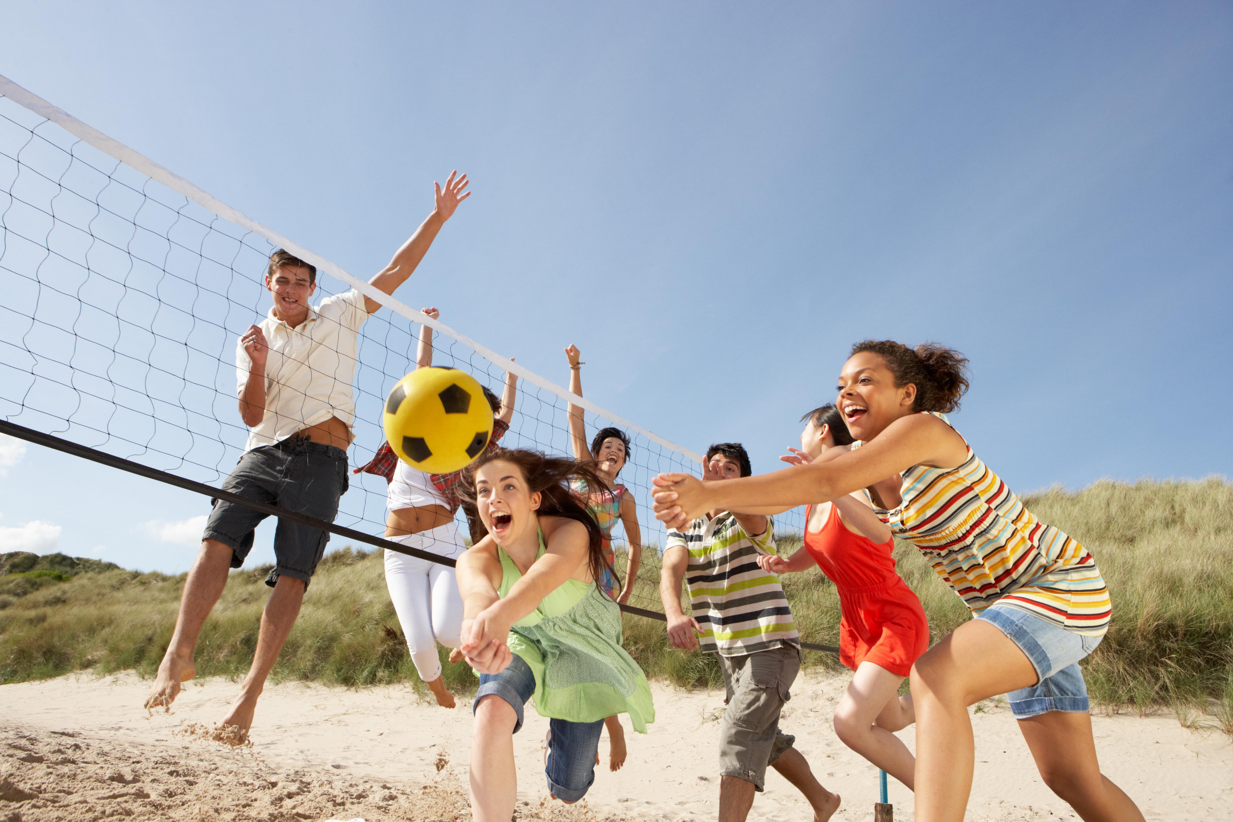 Beach Volleyball Pics & wallpaper
