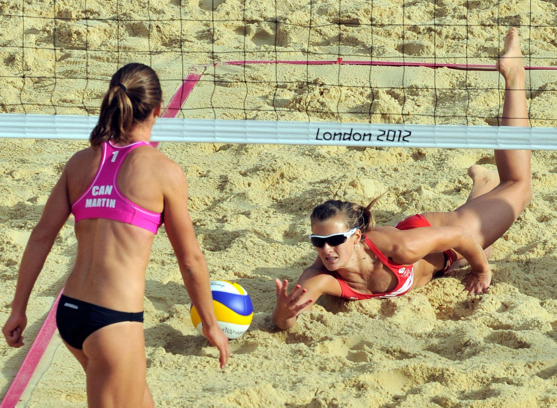 Beach Volleyball Wallpaper & Photos