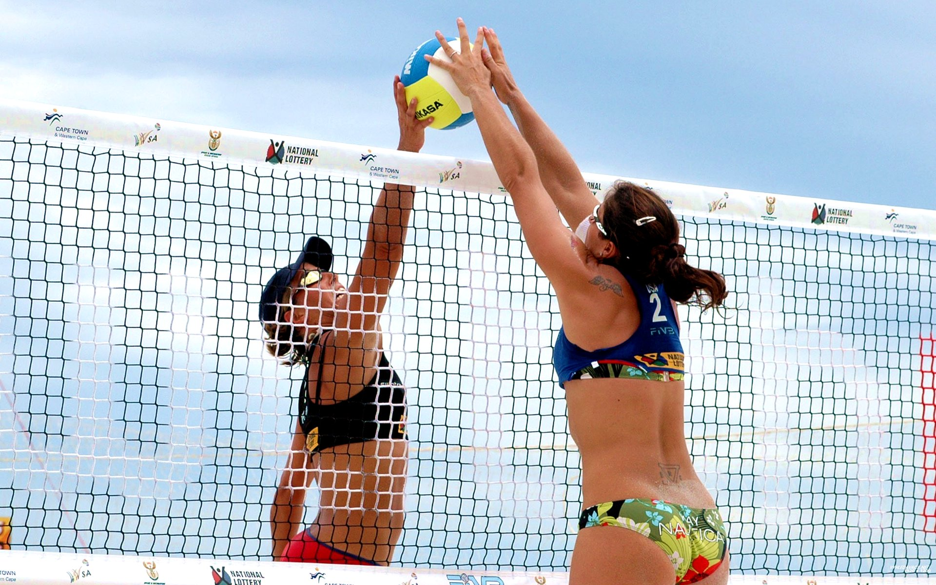 Beach Volleyball Wallpapers & Picture