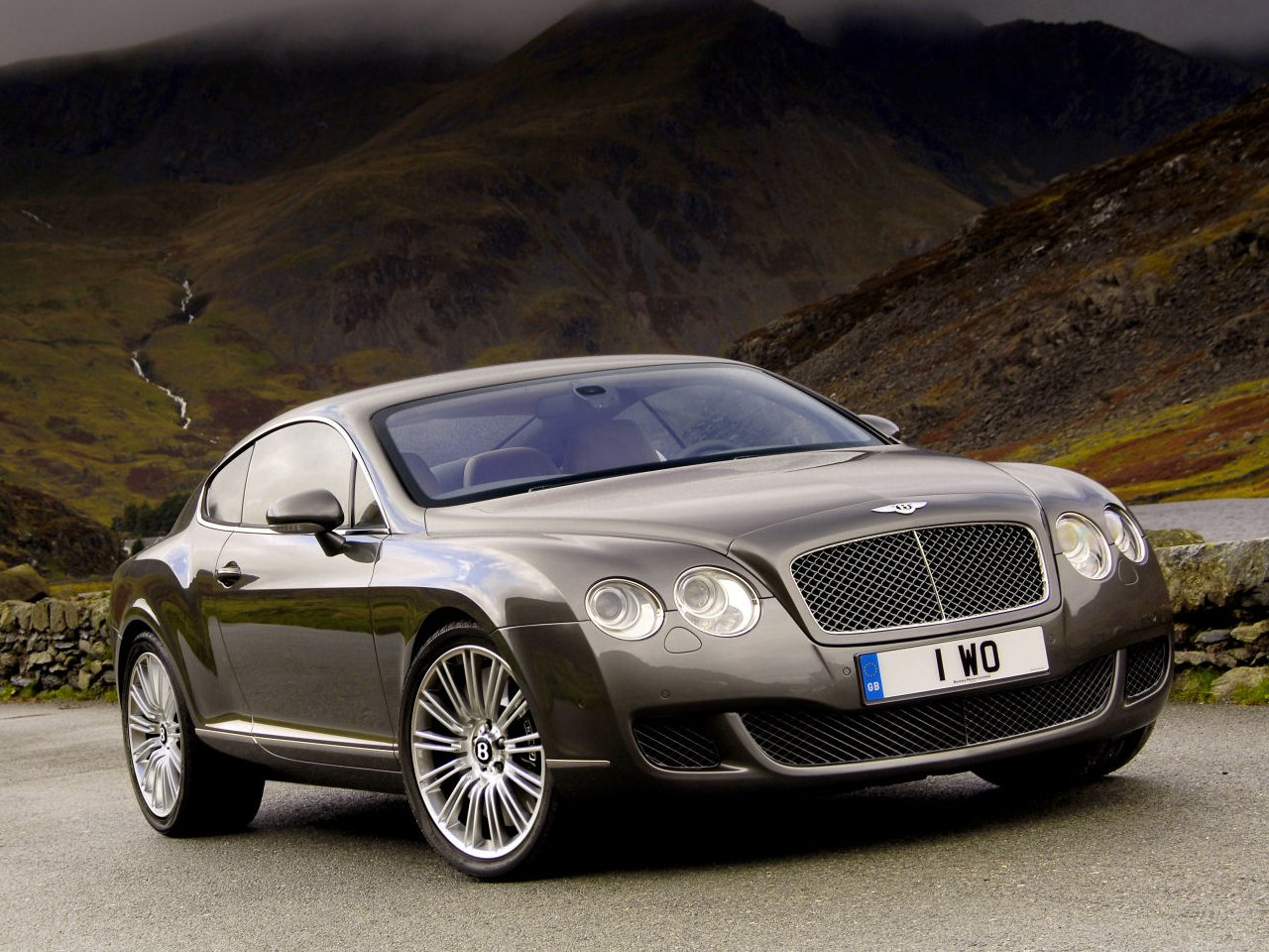 Bentley Cars HD Wallpaper & Pics
