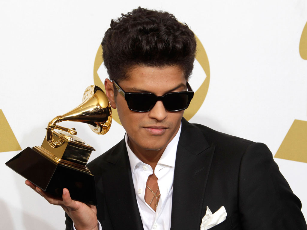 Bruno Mars HD Pictures
