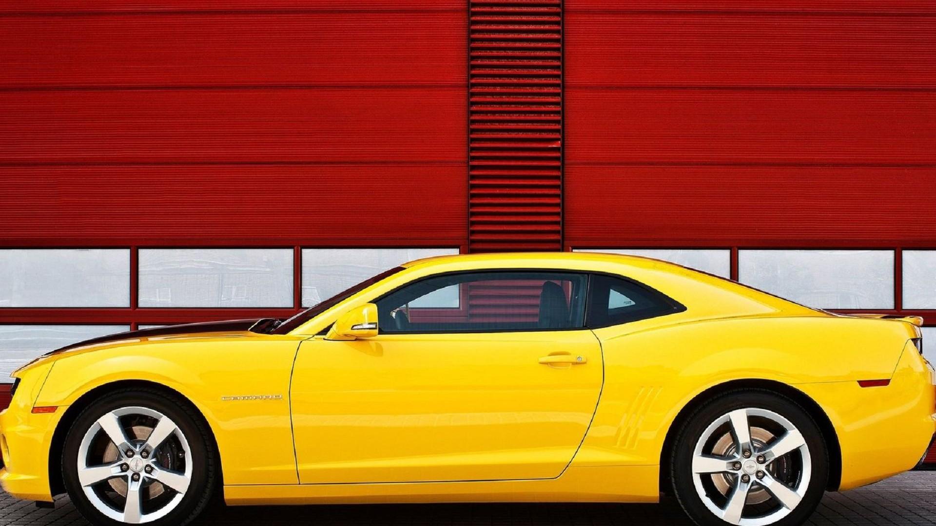 Chevrolet Camaro Version (2012) Pics & images