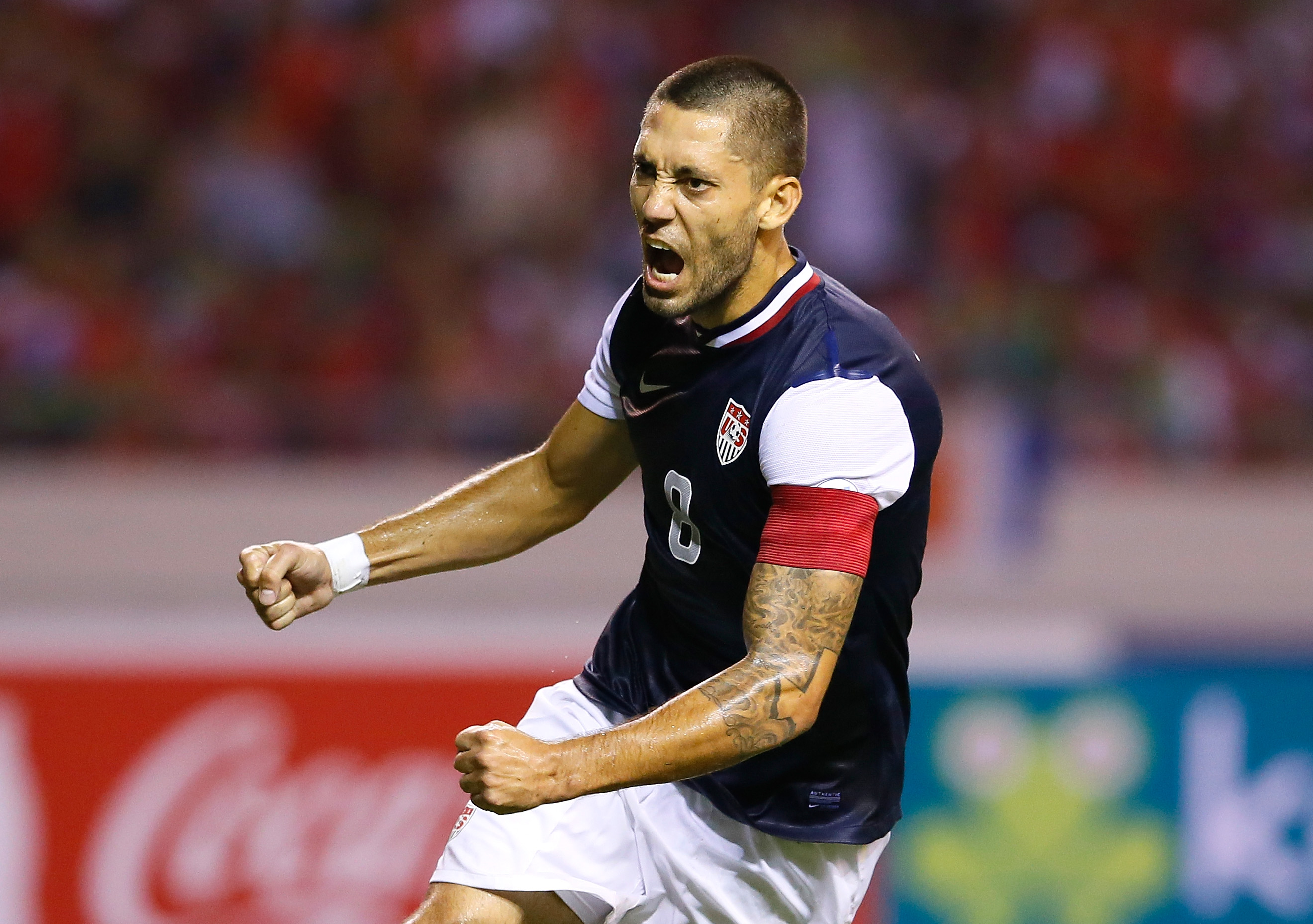 Clint Dempsey Hd Pictures & wallpaper
