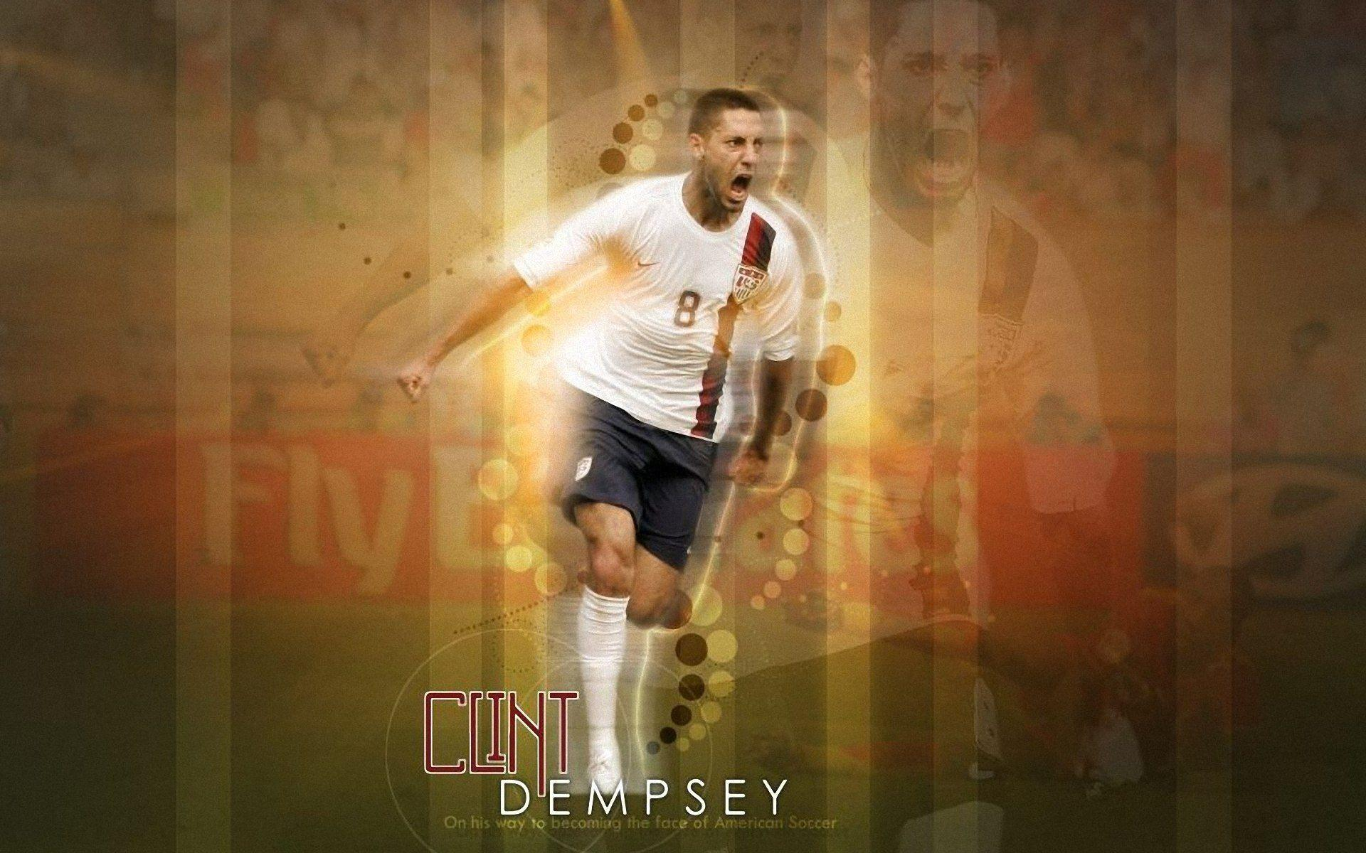 Clint Dempsey HD Wallpapers