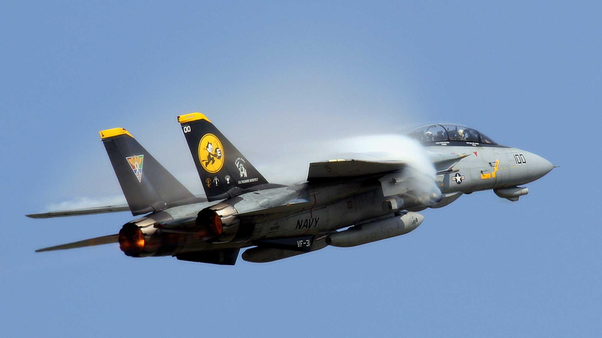 F 14 Tomcat HD Photos