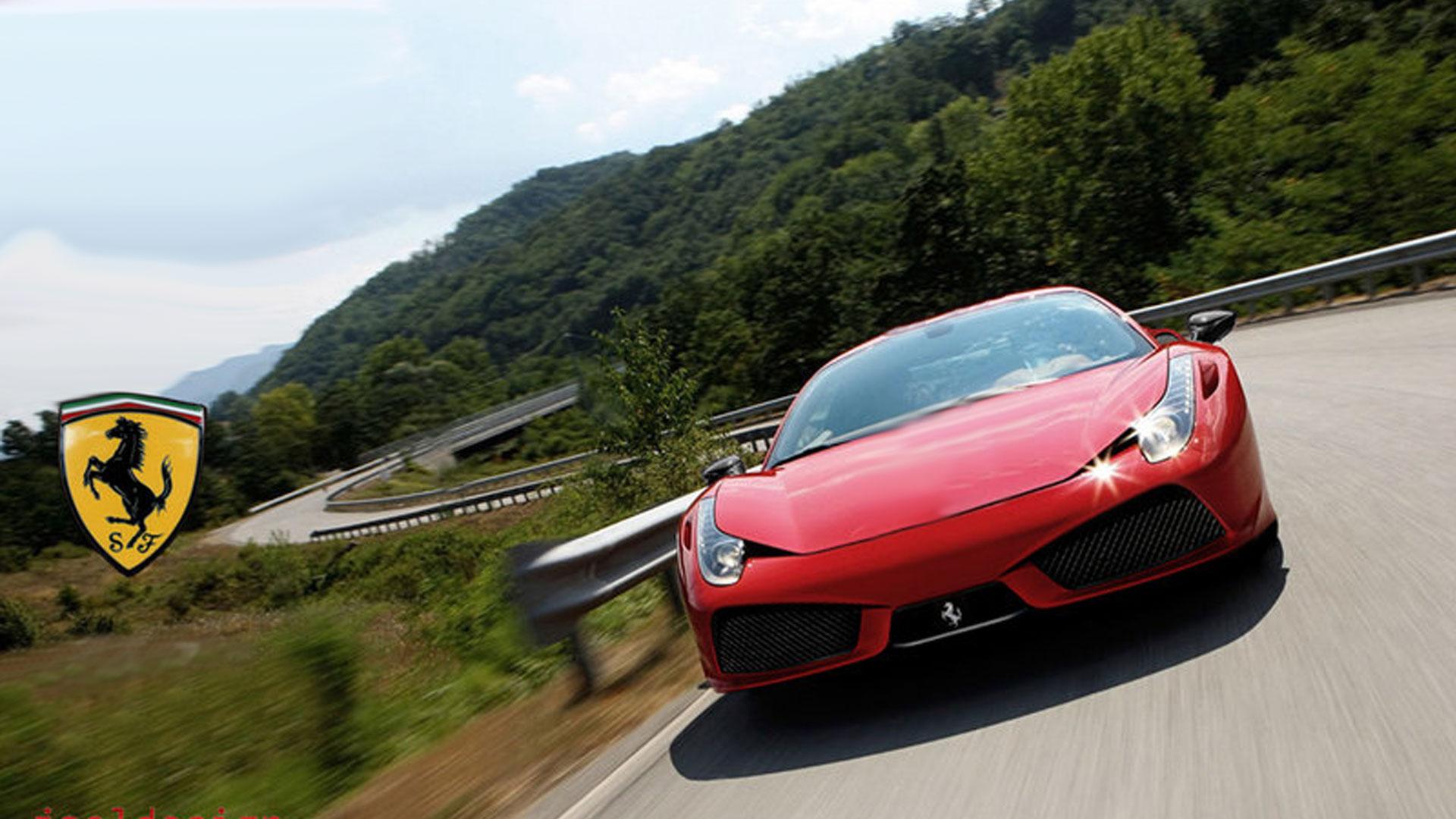 Ferrari 458 Spider pictures