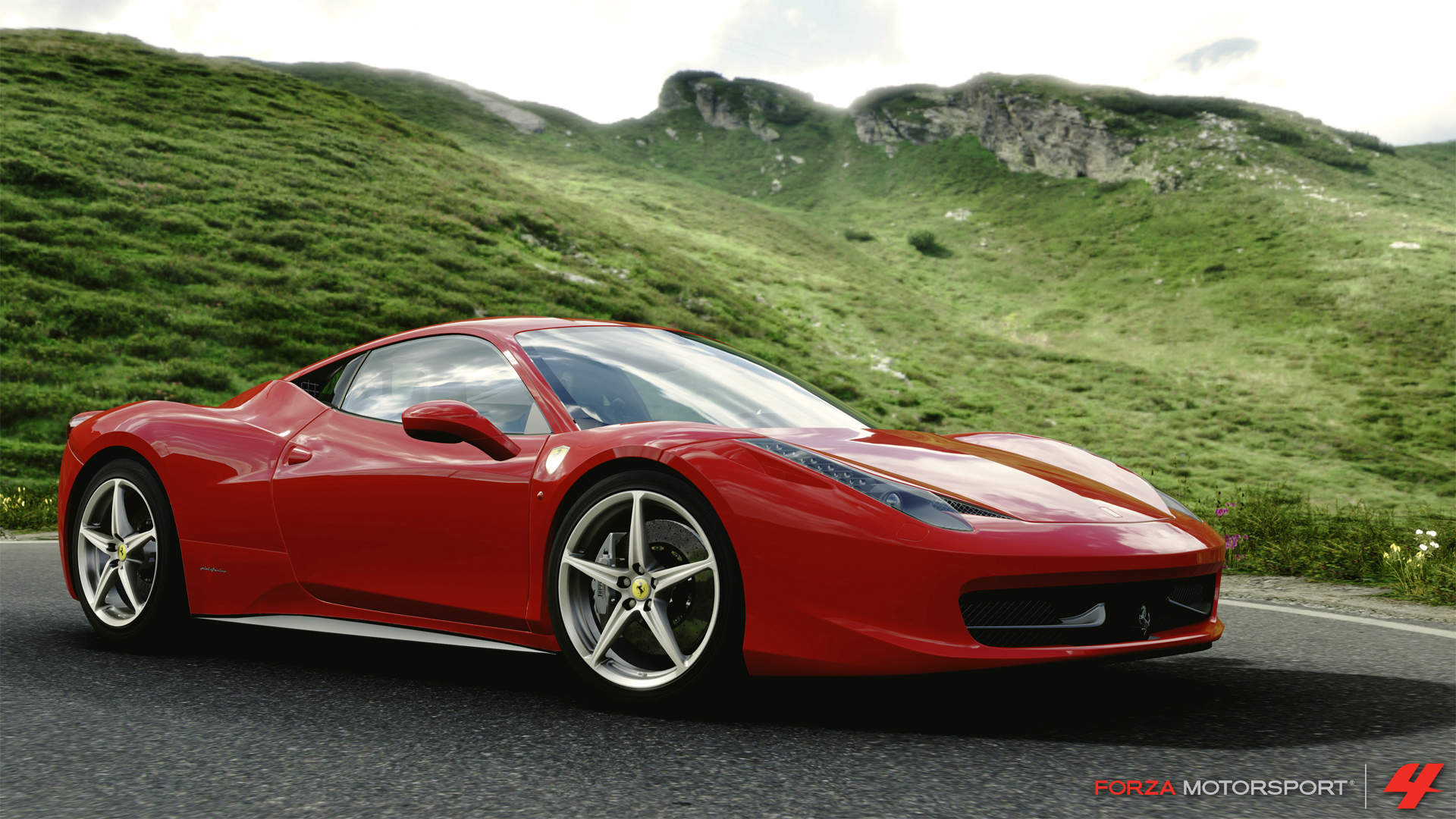 ferrari 458 spider hd wallpapers pictures hd wallpapers - Ferrari 458 Spider Green