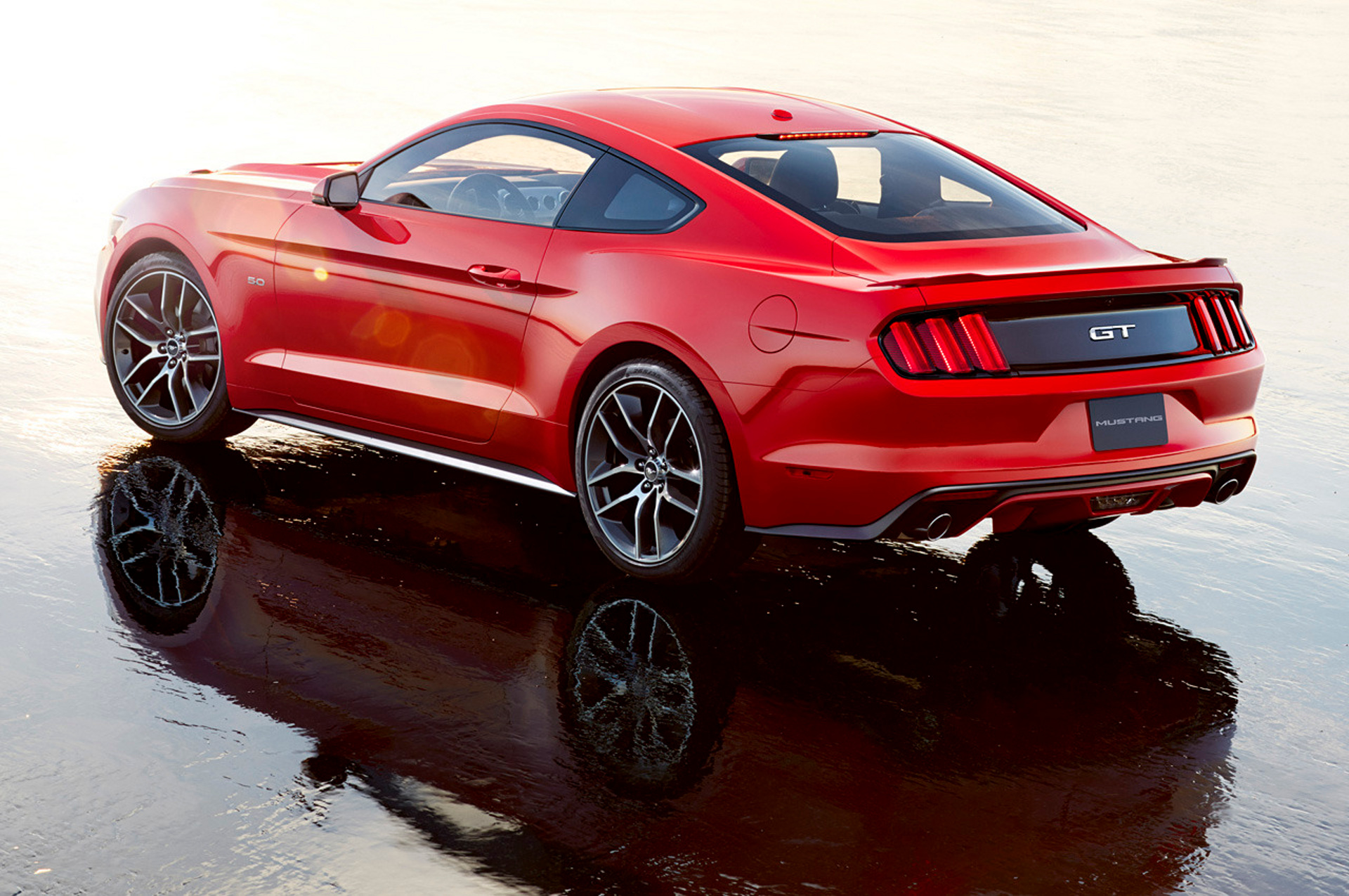 Ford Mustang photos