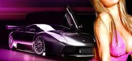 Girls With Cars Images & Picture