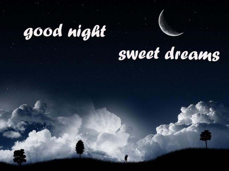 Good Night Sweet Dreams Photos & image