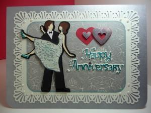 Happy Anniversary Couple Image