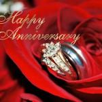 Happy Anniversary Ring Celebration