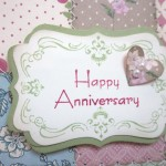 Happy Anniversary Wish Cake