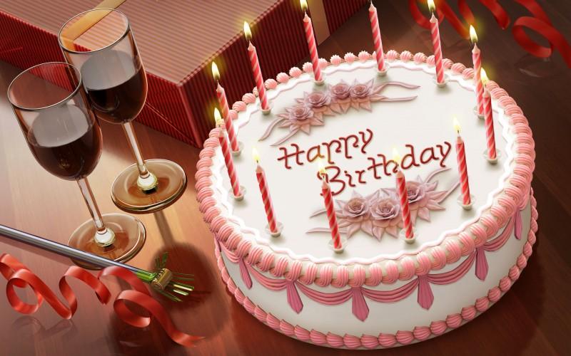 Happy Birthday Cakes  photo