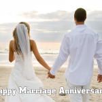 Happy Marriage Anniversary Couple