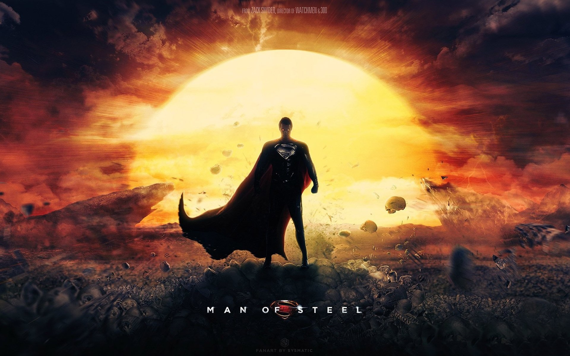 Man Of Steel Hd Photos