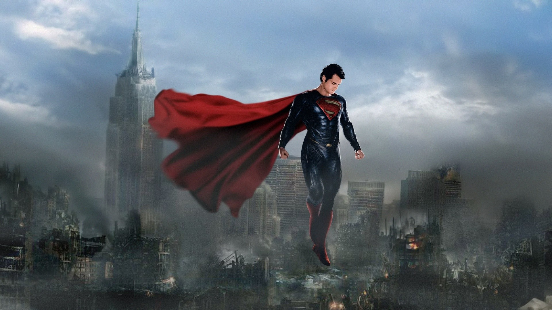 Man Of Steel Hd Wallpapers & Pictures