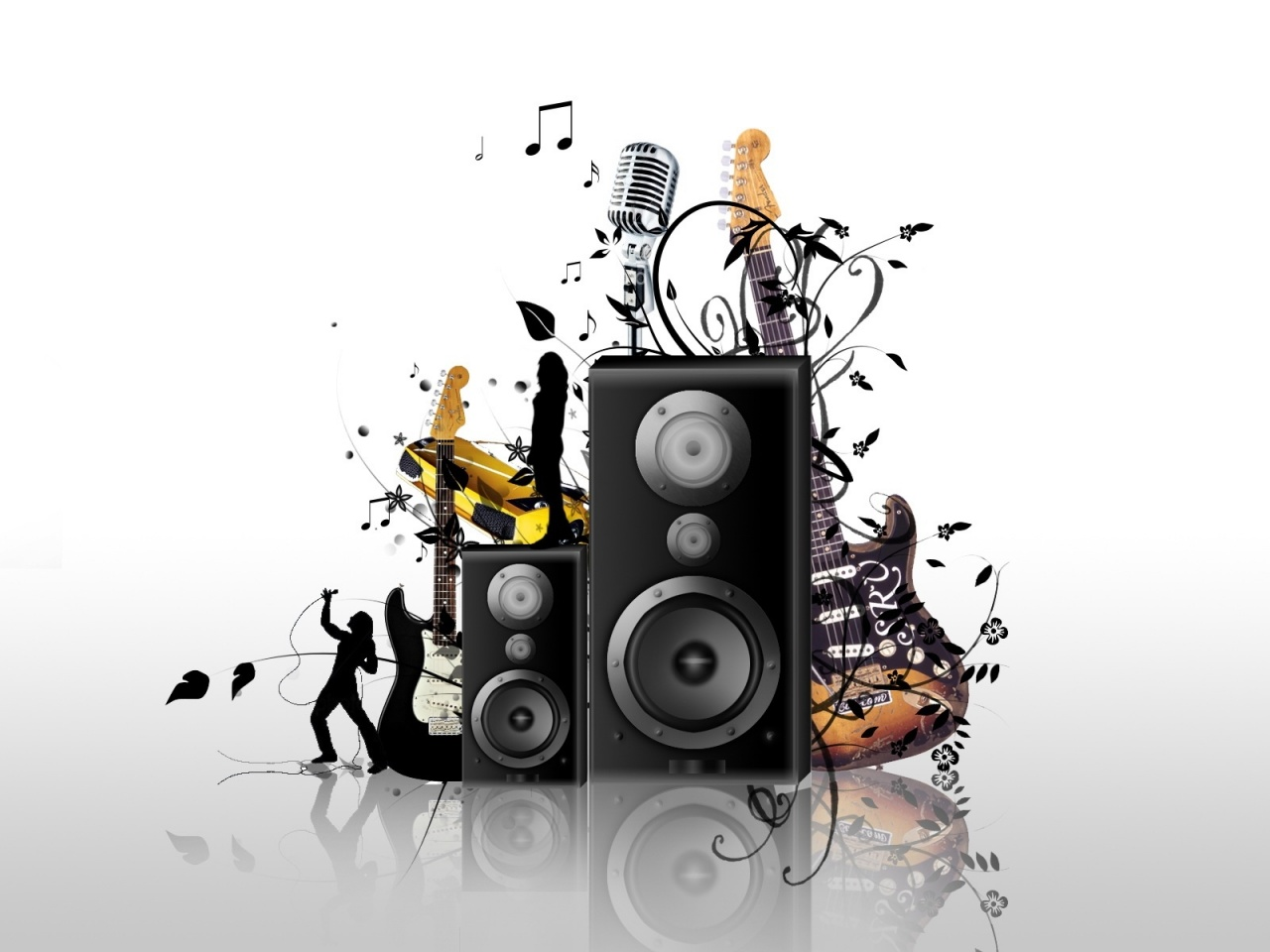 Music Wallpapers & Backgrounds images