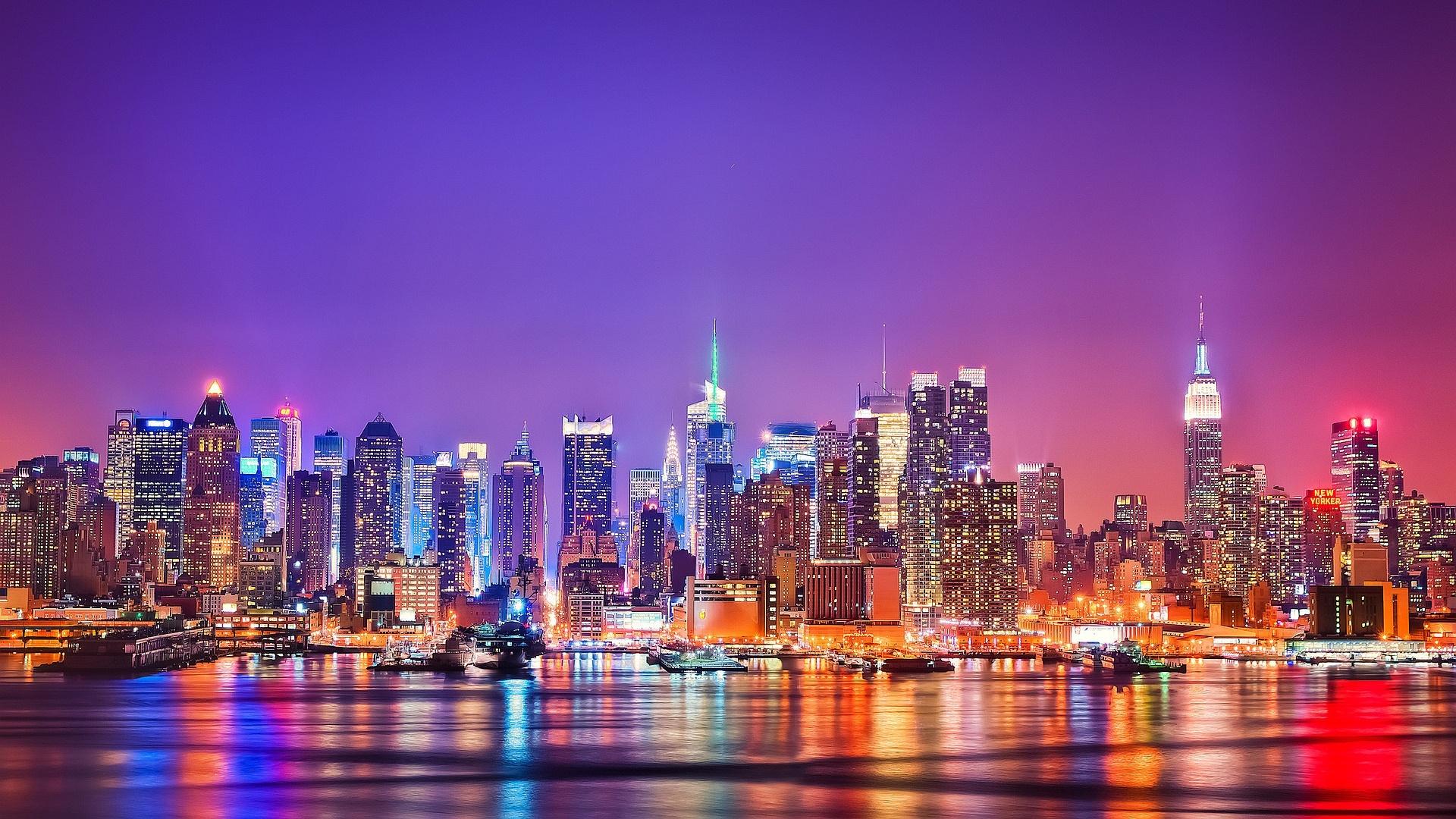 New York City HD Wallpaper & pic