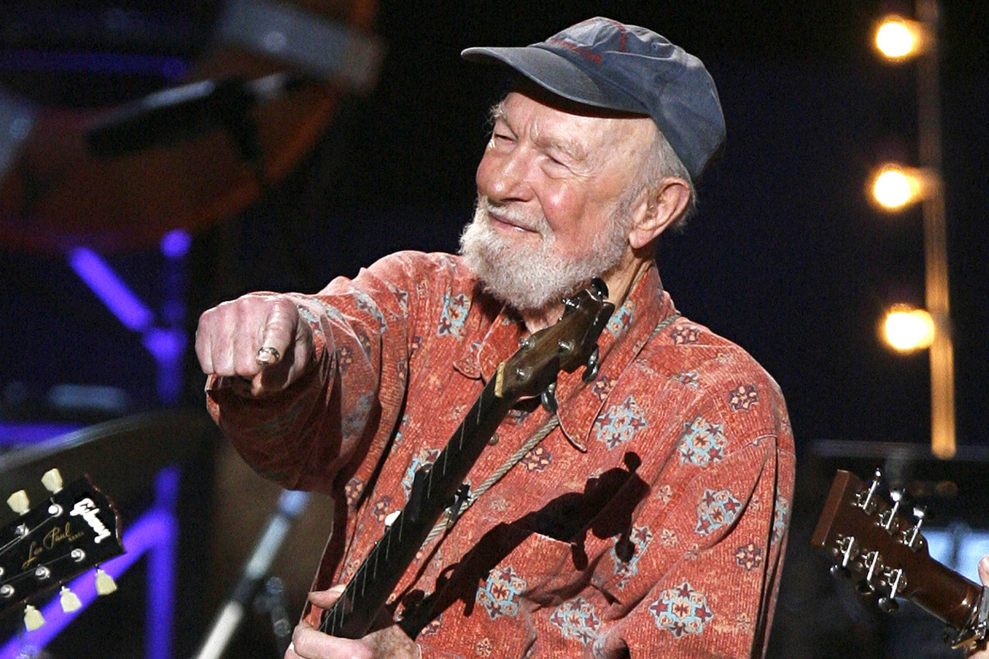 Pete Seeger Pictures