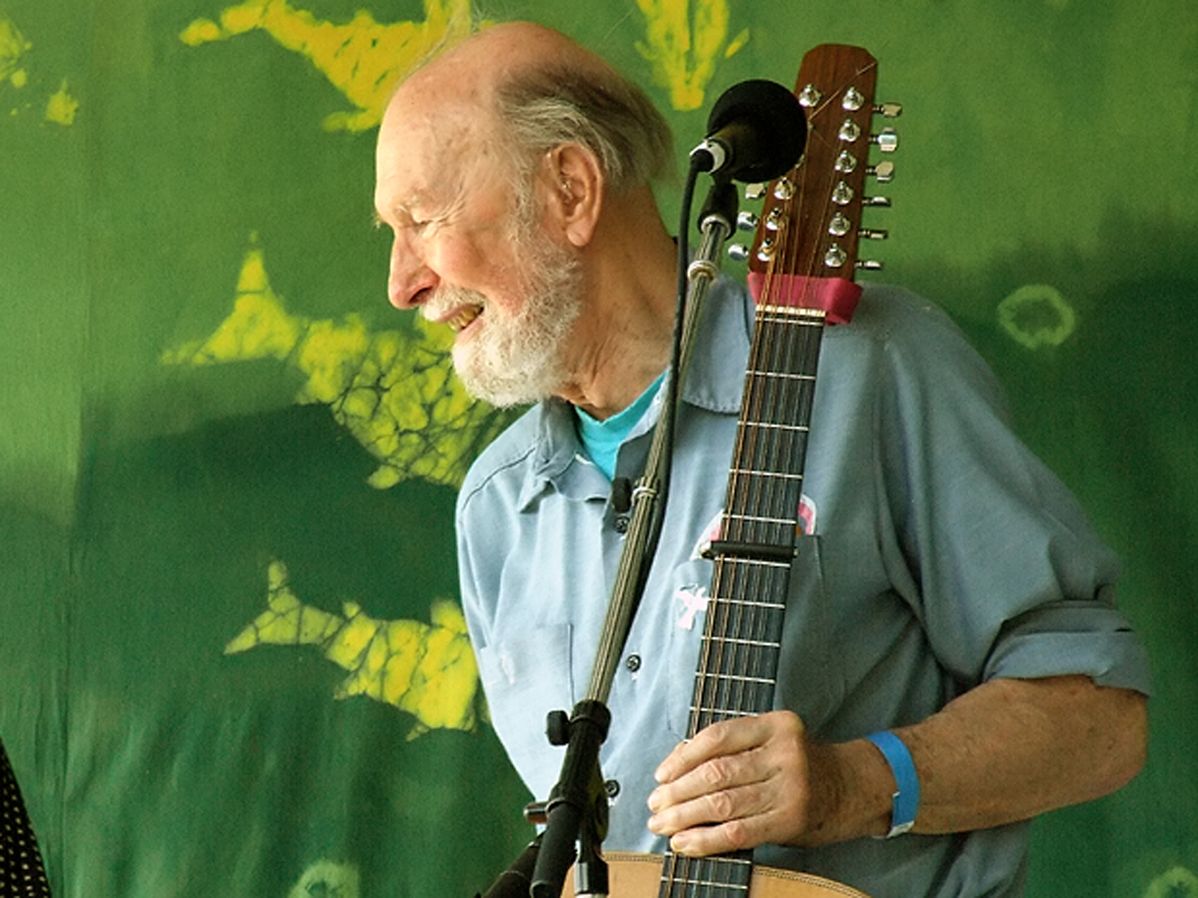 Pete Seeger Wallpaper & Picture