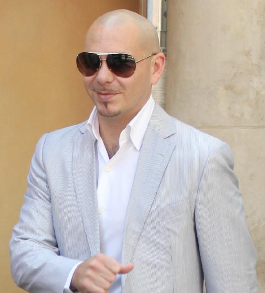 Pitbull Rapper Photos & images
