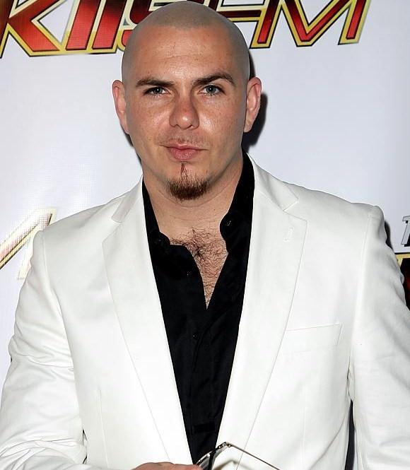 Pitbull Rapper Photos